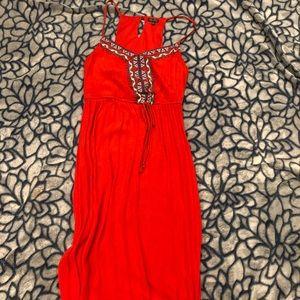 3 for $20 - BoHo style maxi dress